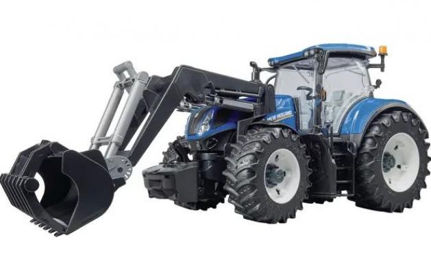 New holland t7.31...